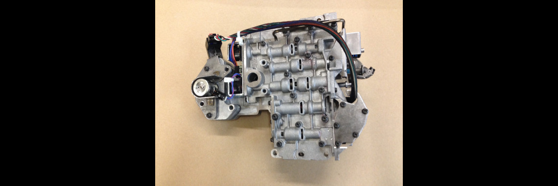 Dynamic Transmission 47RE, 48RE High Pressure Valve Body